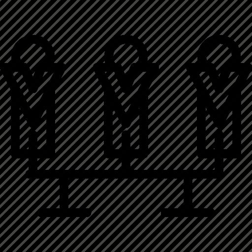 chat, login, person, service, staff, team work icon