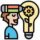 creativity, idea, innovation, inspiration, motivation
