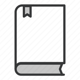 bookmarks, business, office icon