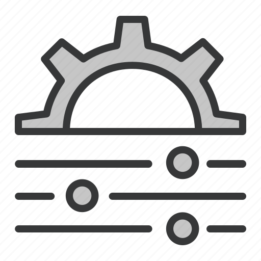 business, controls, office, settings icon