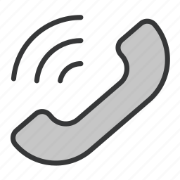 business, office, phone icon