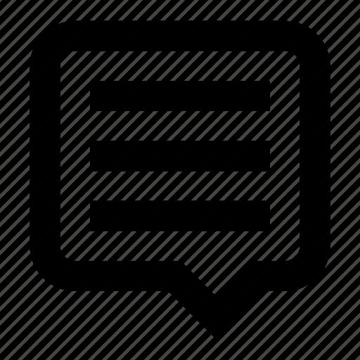 conversation, customer support, discussion, speech bubble icon