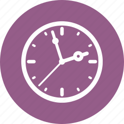 clock, office, time, timing icon