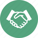 agreement, deal, handshake, partnership icon