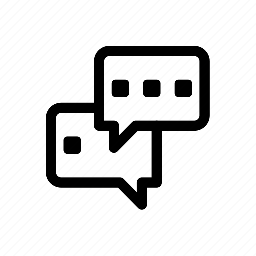 chat, chatting, envelope, hello, hi, message, message icon icon