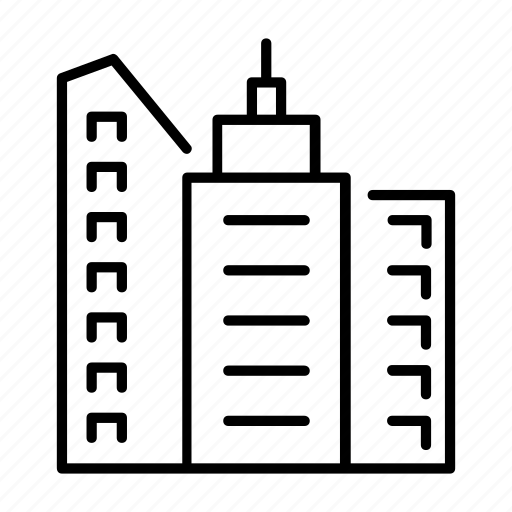 building, business, clerk, company, office, skyscraper, workspace icon