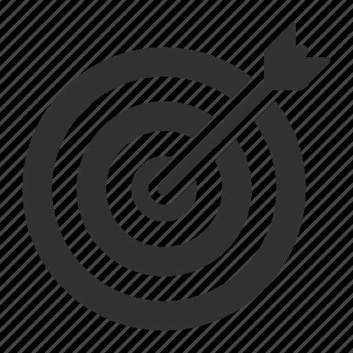 Darts, goal, target icon - Download on Iconfinder