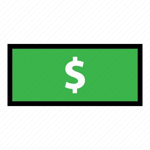 currency, dollar, money, payment, wealth icon