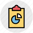 business, chart, diagram, document, office, page, paper icon