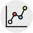 analytics, chart, diagram, graph, grid, statistics, stats icon