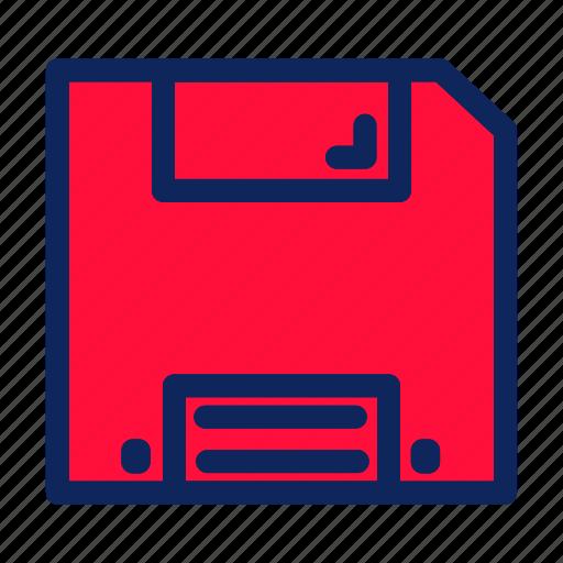 business, disket, internet, money, office, sale icon