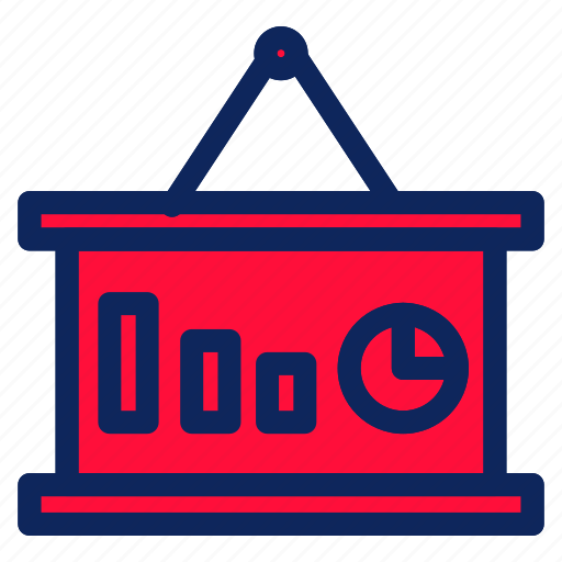 business, graphics, internet, money, office, presentation, sale icon