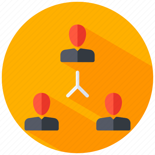 business, diagramm, group, hierarhcy, people, team, users icon