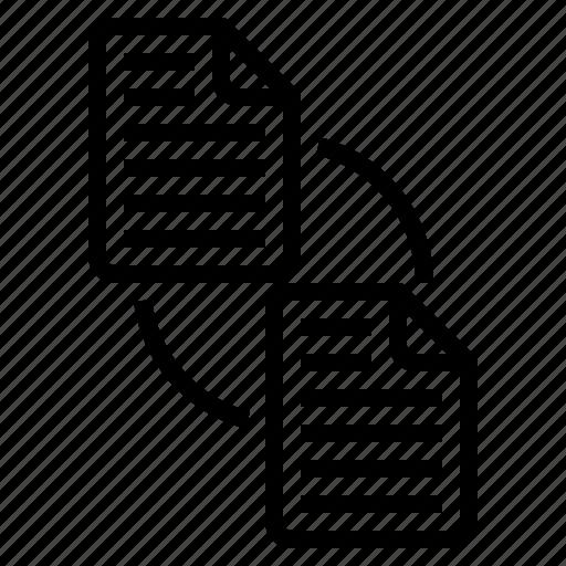 document, padge icon