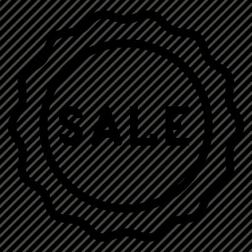 badge, salle icon