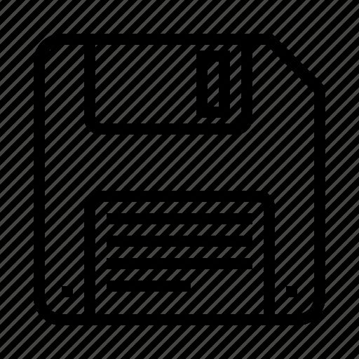 floppy disk, save icon