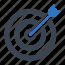 business goal, dartboard, darts, target