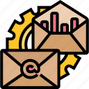 email, marketing, letter, advertising, operation