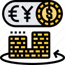 value, exchange, international, currency, trading