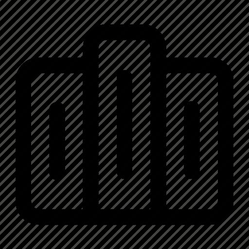 business, data, document, file, finance, folder icon