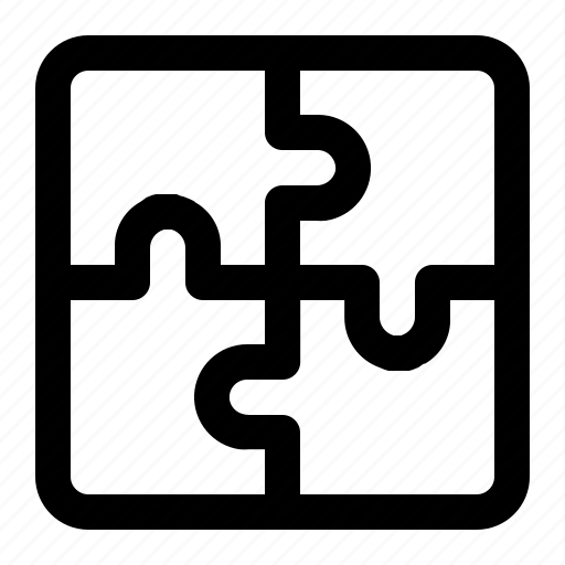 Business, creative, finance, jigsaw, puzzle, solution icon - Download on Iconfinder