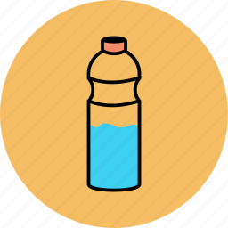 beverage, bottle, drink, water icon icon