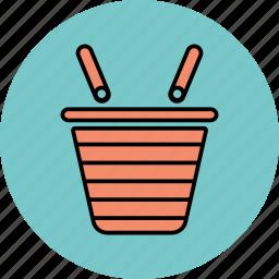 basket, buy, cart, online shopping, shop, shoppin icon