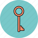 access, key, password, pin icon