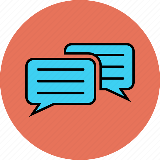 bubble, chat, chatting, comment, communication icon