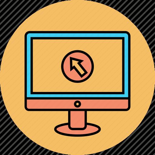 apple, computer, device, display, imac, mac, screen icon icon