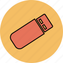 data, pendrive, storage, usb icon icon