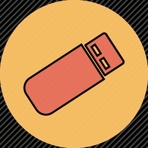 data, pendrive, storage, usb icon icon