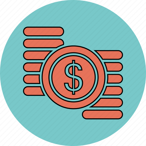 cent, coin, dollar, finance, financial, gold, money i icon
