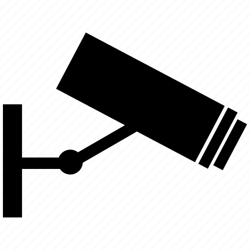 camera, cctv, security, surveillance icon icon