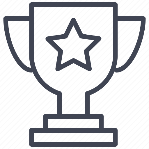 star, trophy icon
