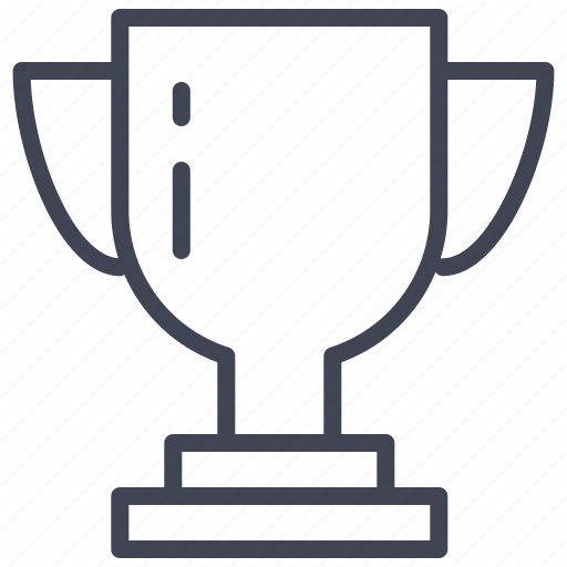 achievement, award, business, prize, trophy icon
