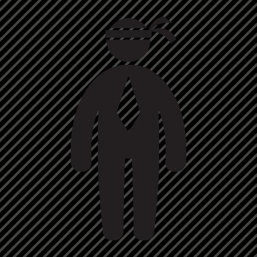 Brave, businessman, fighter, fit, warrior icon - Download on Iconfinder