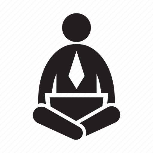 Businessman, freelancer, laptop, working icon - Download on Iconfinder