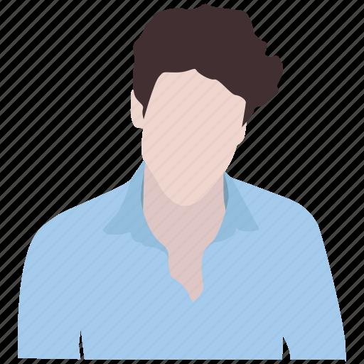 avatar, face, male, man, person, pretty boy, user icon