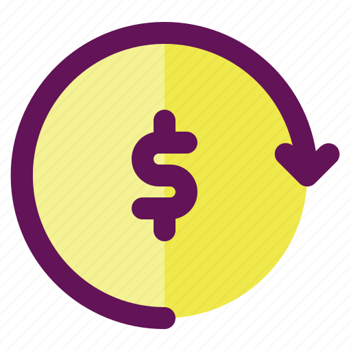business, finance, investment, money, plan, rotation icon