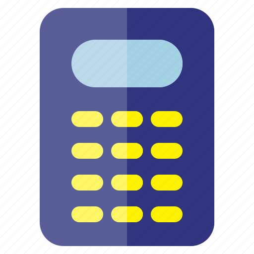 business, calculator, finance, investment, plan icon