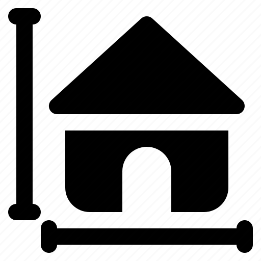 business, finance, house, investment, plan icon