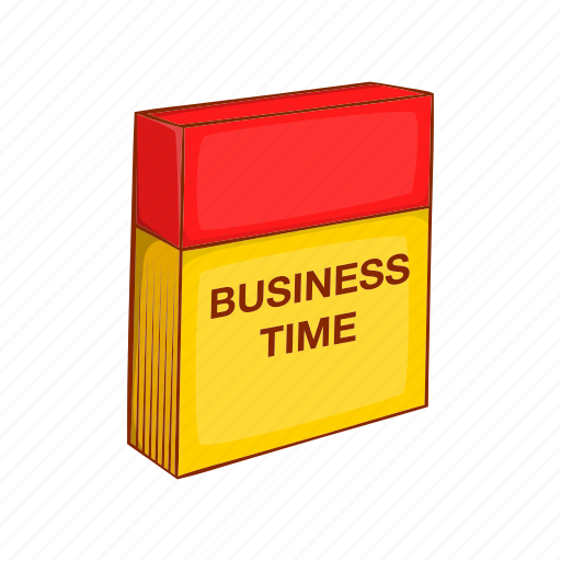 blank, book, business, cartoon, organizer, page, planner icon