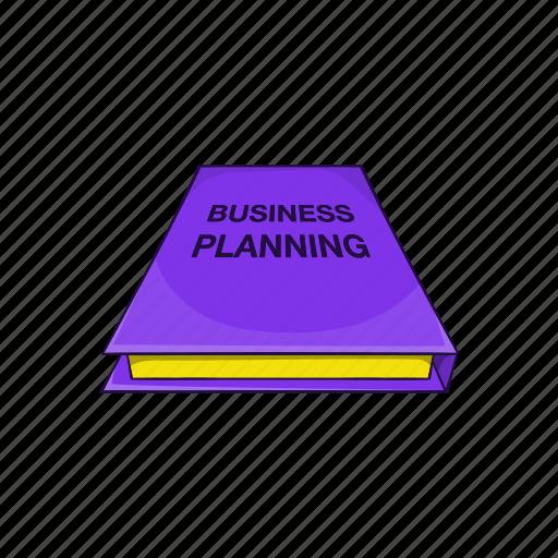 book, business, cartoon, design, document, financial, plan icon