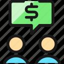 business, deal, cash