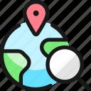seo, network, map