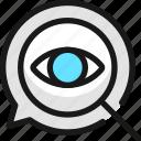 seo, search, eye