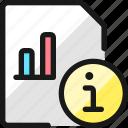 data, file, bars, info