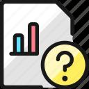 data, file, bars, question