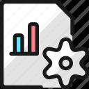 data, file, bars, settings
